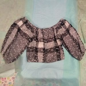 NWOT Forever 21 Crop Top - Size Small
